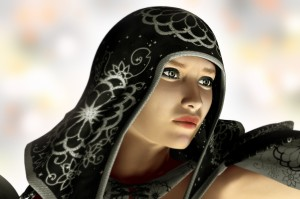 Fantasy-Woman-Portrait-of-Face-and-Head (2)
