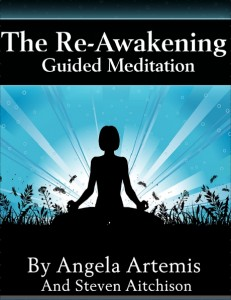 Guided Meditation by Angela Artemis & Steven Aitchison