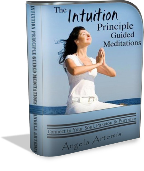Intuition Principle Guided Meditations album