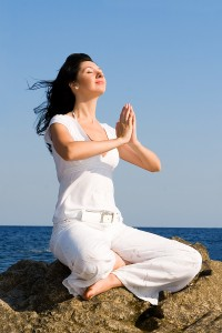 Meditation is the gateway to spiritual growth