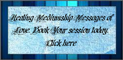 Healing Mediumship Messages of love banner 3