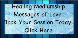 Healing mediumship messages of love large banner