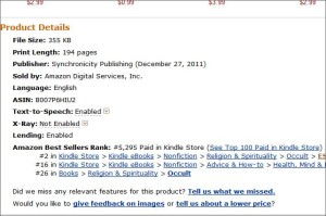 The Intuition Principle - Amazon Best Seller
