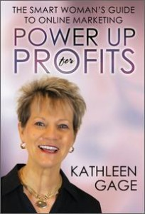 Power up for profits book by Kathleen Gage