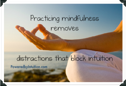 Practice mindfulness photo banner
