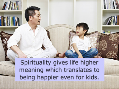 How to Talk to Children about Spirituality