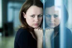 Woman facing many struggles