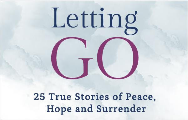 Letting GO Banner for Alex Blackwell Book