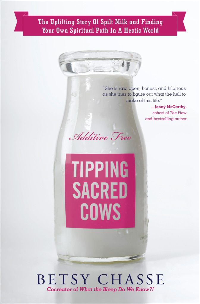Tippin Sacred Cows by Betsy Chasse