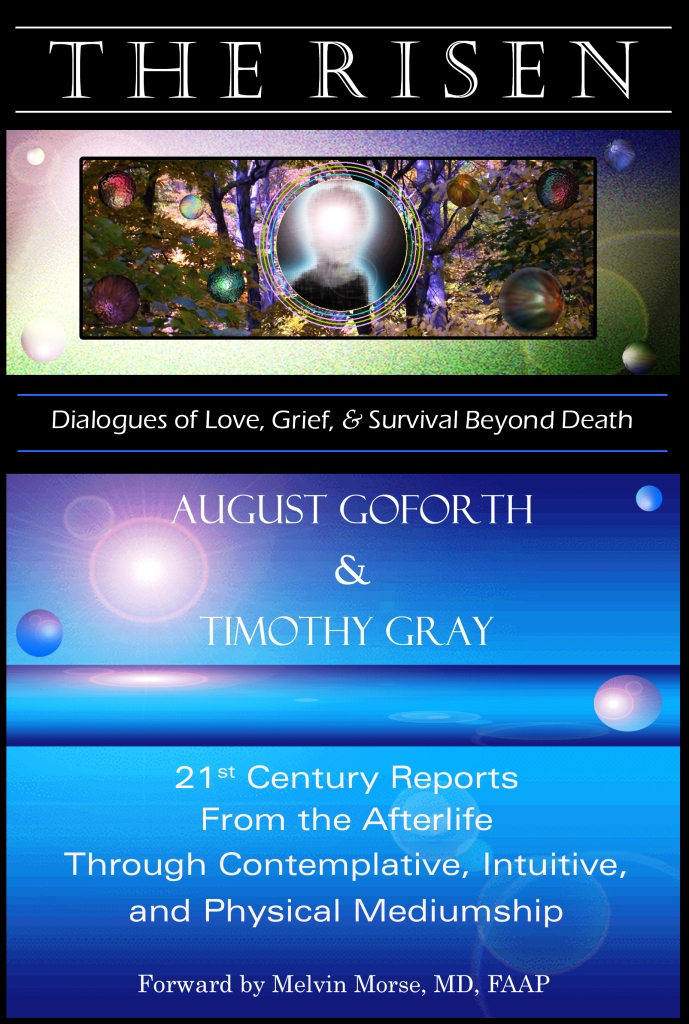 Interview with Contemplative Medium, August Goforth