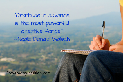 Creativity, Creative flow, Writer's block, Gratitude