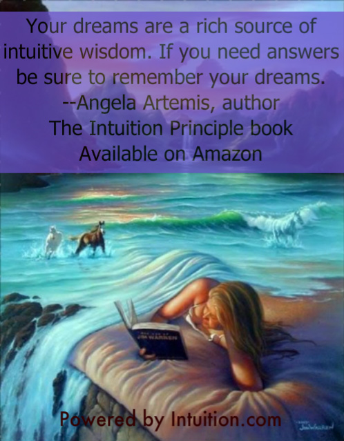 How to Get Intuitive Guidance from Your Dreams (6 tips)