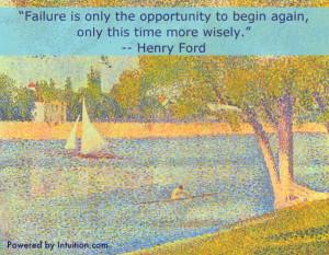 Overcome Failure