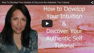 Authentic Self, Authenticity, Intuition, Video, Tutorial, Angela Artemis, Powered by Intuition