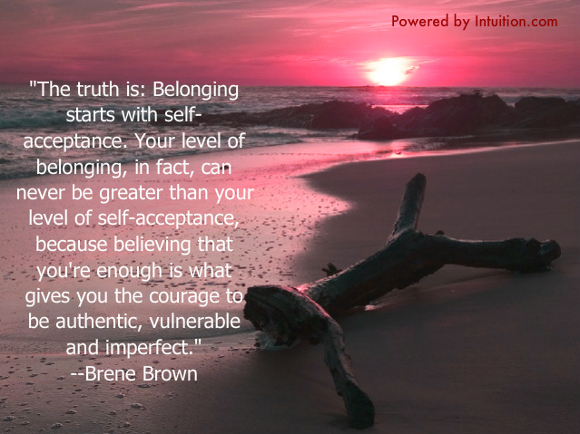 Quotes, Self Empowerment, authenticity, authentic self, empowerment, intuition, Angela Artemis, Powered by Intuition