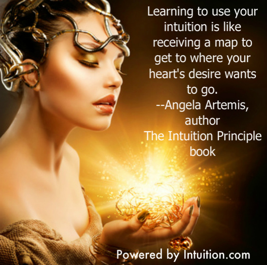 7 Benefits of Living 'Powered by Intuition'